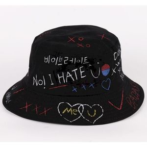 Male And Female Fisherman Hat Summer Korean Casual Wild Ulzzang Japanese Tide Brand Hip-hop Shade Student Harajuku Hat Stick Fig