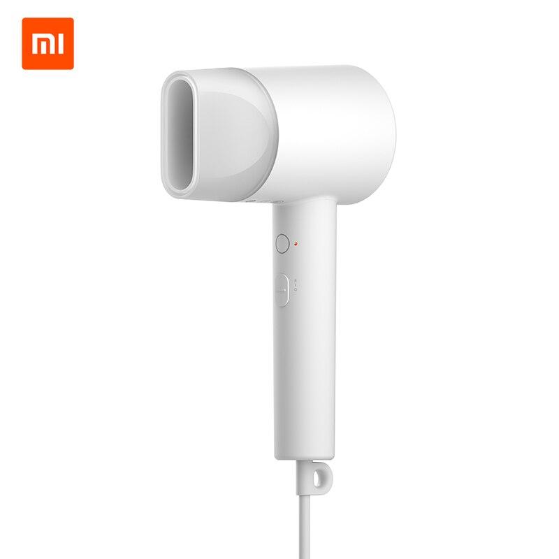 Secador de Cabelo Ventilador de Cuidados com o Cabelo Xiaomi Mijia Novo Portátil Anion Secagem Rápida Inteligente Termostática Tamanho