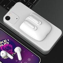 TWS Bluetooth 5.1 Earphones Magnetic Wireless Charging Headset Touch Control Waterproof Sports Earbu