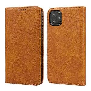 Кожаный чехол для телефона для iPhone11Pro MAX 6 6s 7 8 Plus Xr Se 2020 Чехлы Бизнес чехол-портмоне с откидной крышкой мягкий чехол для мобильного телефона