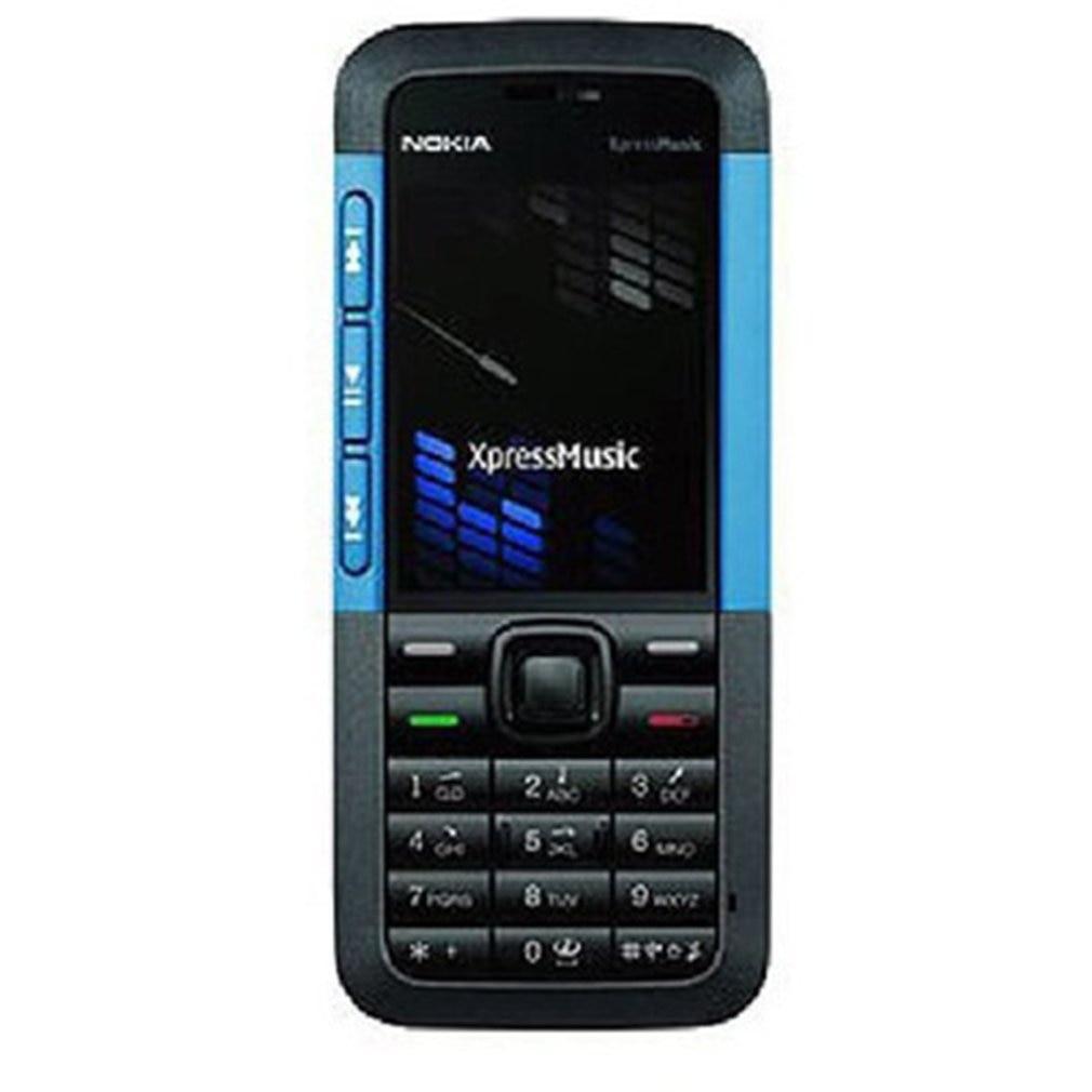 Восстановленный Оригинальный телефон в розницу для Nokia 5310 Xpressmusic, разблокированный телефон 2,1 дюйма, телефон стандарта США, 110 В