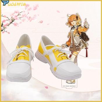 Anime Fate Grand Order Fujimaru Ritsuka Cosplay Shoes Boots