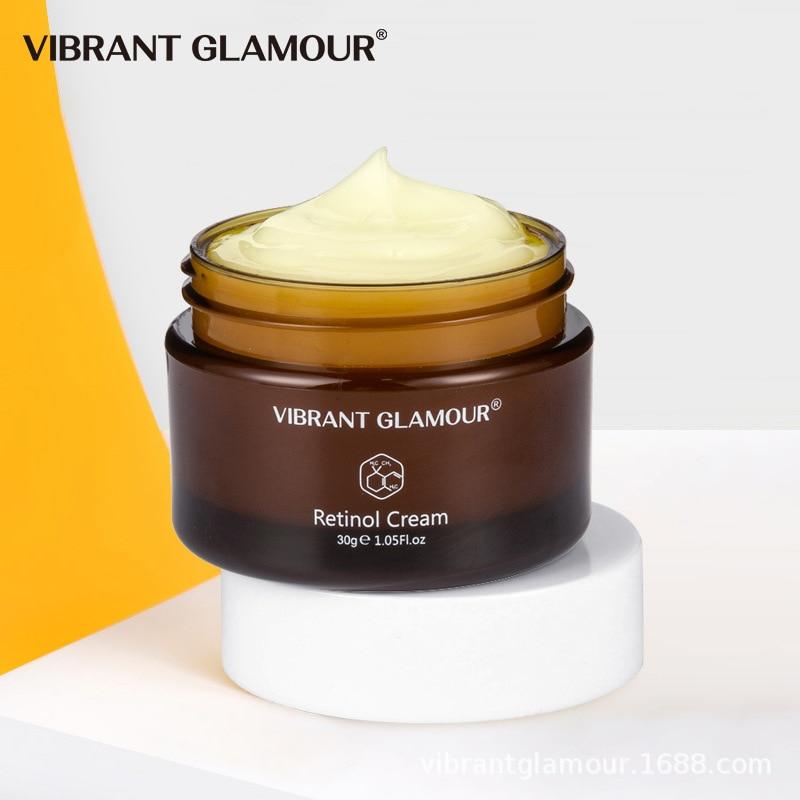 Retinol Face Cream Serum Firming Lifting Anti-Aging Remove Wrinkle Whitening Brightening Cream Moisturizing Facial Skin Care 30g недорого
