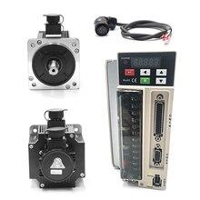 Siheng 130SF-M07725 + KA15 Delta 2Kw 220V servomoteur à courant alternatif et pilote avec câble codeur