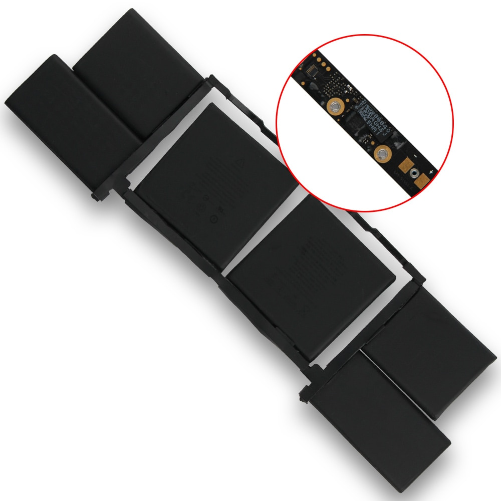 New Replacement Laptop Battery A1953 For MacBook pro 15