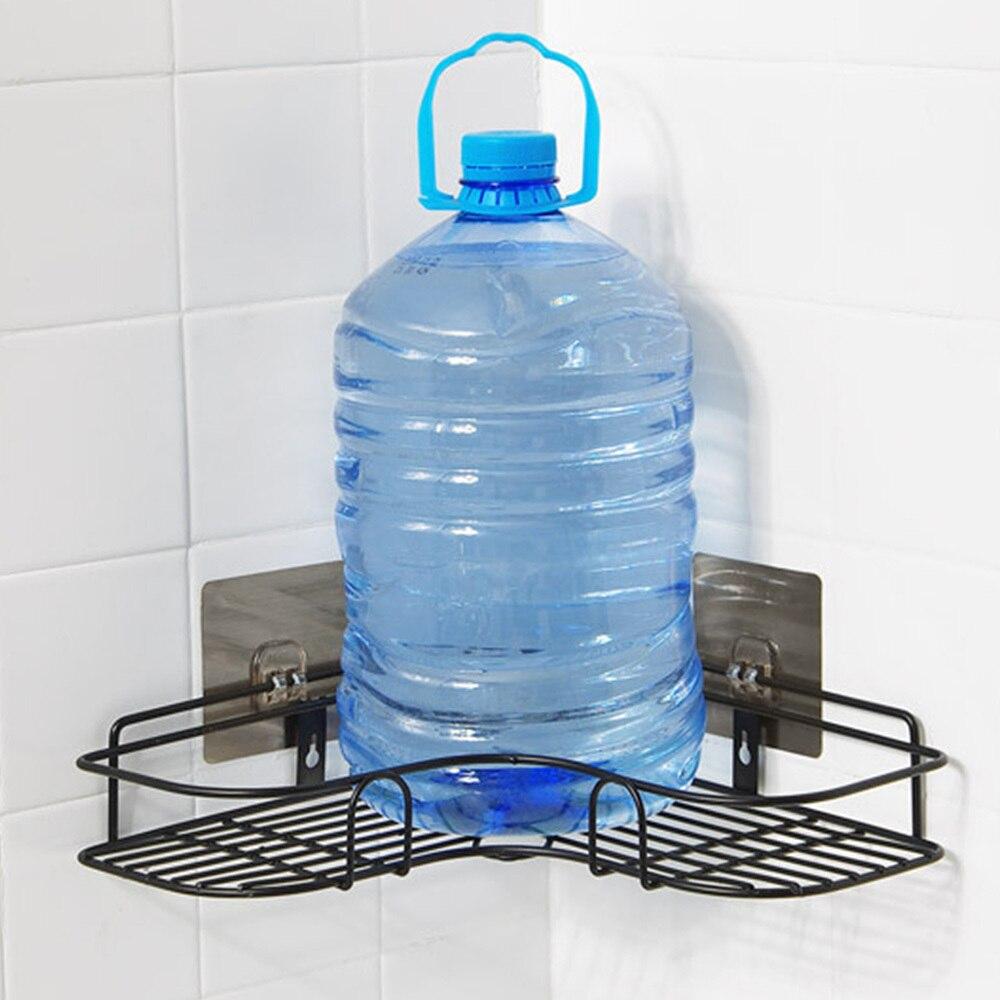 Estante de montaje en pared sin perforaciones para ducha de baño, cesta de succión, soporte de pared, organizador de almacenamiento, cesta de jabón para el hogar, almacenamiento de baño