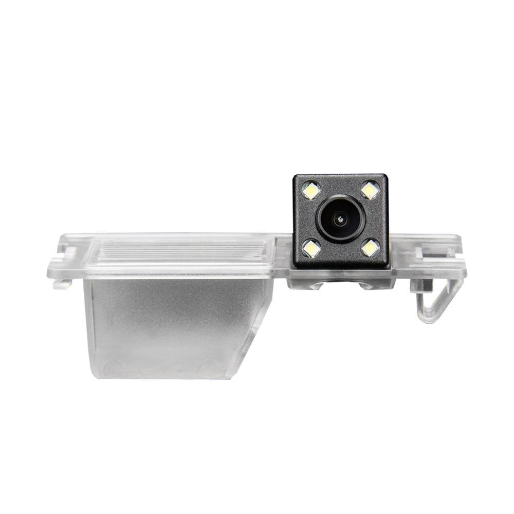 HD 720p cámara trasera cámara de marcha atrás de respaldo cámara de visión trasera para estacionamiento para Fiat Bravo Brava Grande Punto Avventura gran Siena