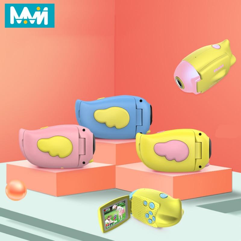 Mini cámara fotográfica Digital DV 1080P Vlogging para niños, videocámara, juguetes educativos,...