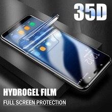 9H Protective on the For Meizu M6 M5 M3 M3S Note M6S M6T M5S M5C M3 mini Hydrogel Film Screen Protec