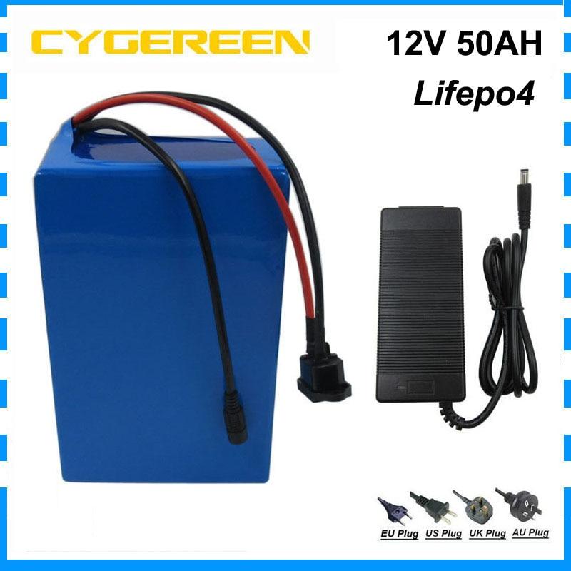 300W 12V 4S 50AH 40AH 30AH Lifepo4 batería 12,8 V 60AH 80AH...