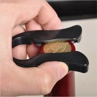black wine opener champagne foil cutter red wine bottle tinfoil knife bottle cap paper cutter bat tools kitchen accessories