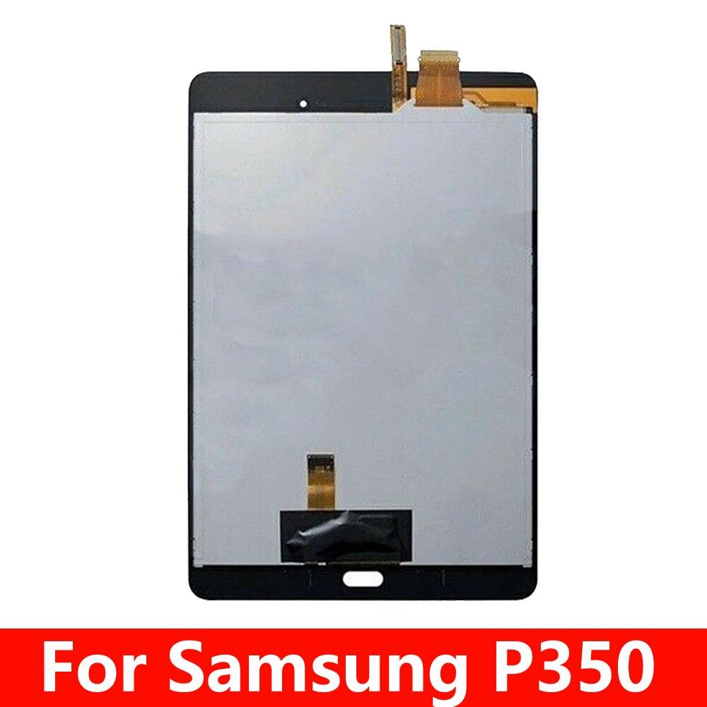LCD para Samsung Galaxy Tab A SM-P350 P350 SM-P355 P355 LCD pantalla táctil digitalizador montaje de cristal