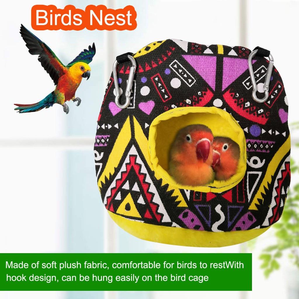 Casa de Pájaros Para mascotas de moda tienda Para Pájaros de felpa...