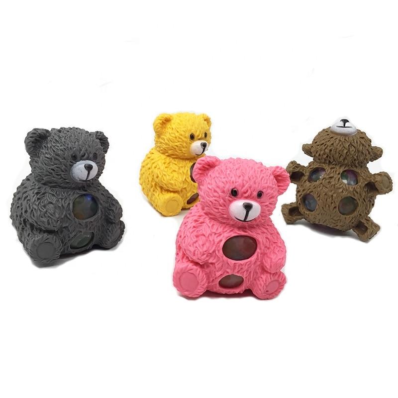 Dinosaur Squeeze Toys Interseting Combination 32 Pieces Extrusive-Solving Fidget Kids  Various Styles Set Wholesale enlarge