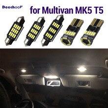 Canbus lampes dôme intérieur VW   Plaque dimmatriculation, Multivan MK5 MK6, pour Volkswagen T5 T6 transporteur 03-18