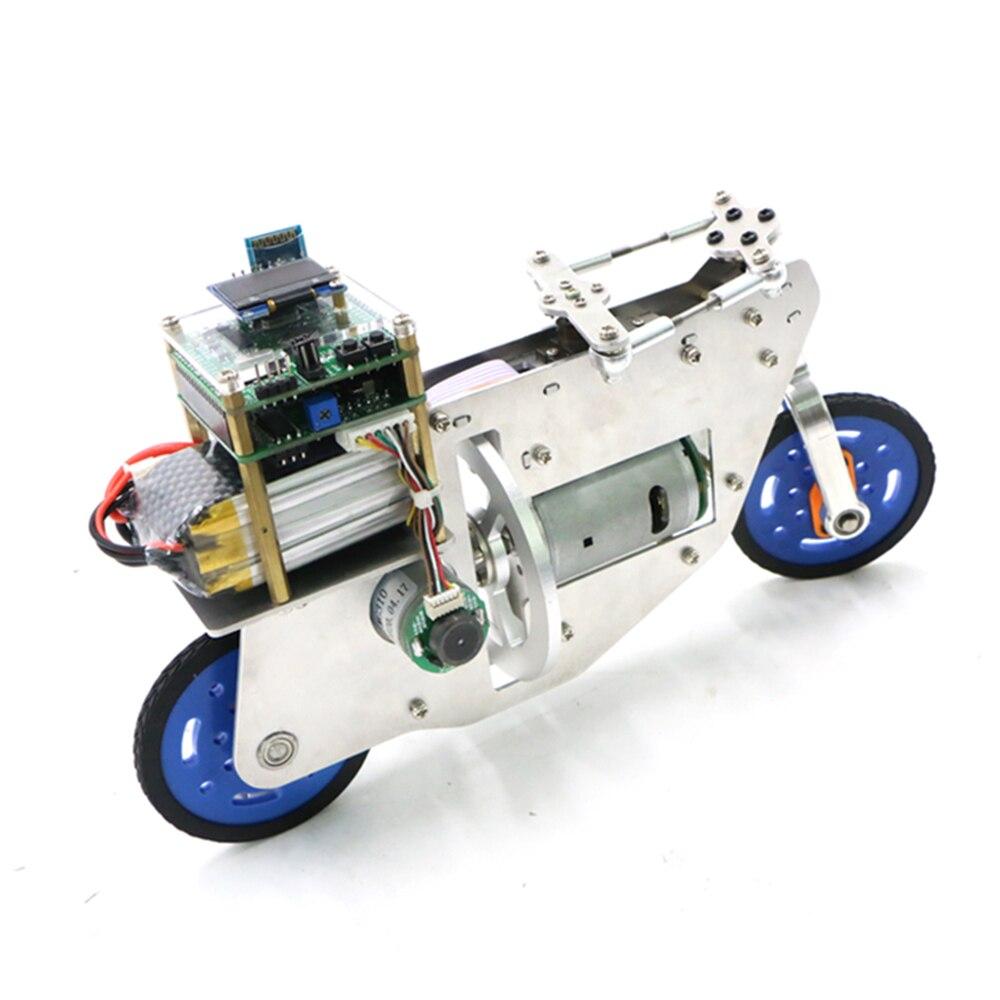 Auto-balanceamento de bicicleta desenvolvimento secundário bbikepro diy carro de equilíbrio de código aberto para auxiliar de ensino experimental stm32