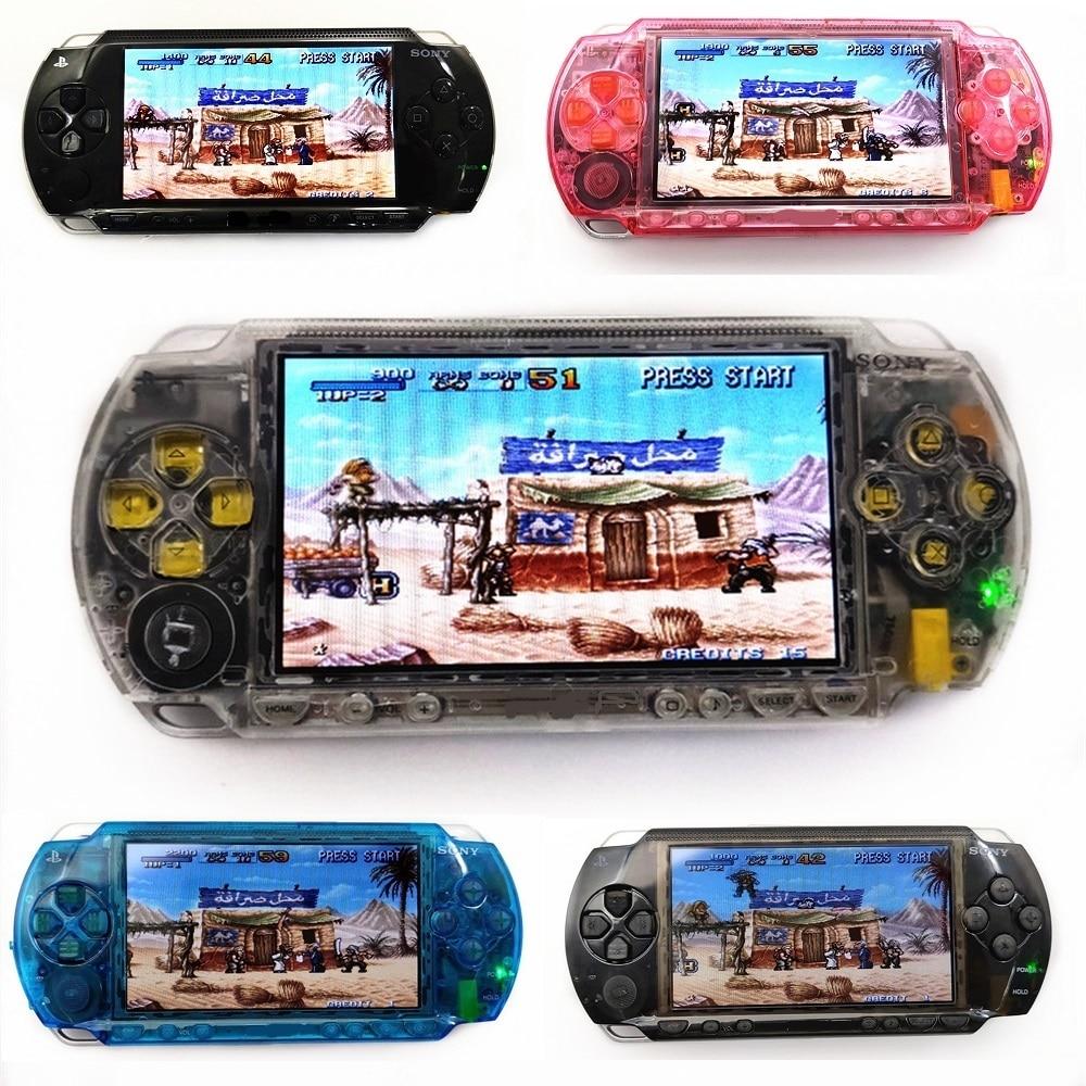 Consola de juegos reacondicionada profesionalmente para Sony PSP-1000 PSP 1000