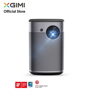 XGIMI Halo Full HD Portable Projector With Android TV 9.0 WIFI Support 4K 3D Home Cinema Global Version