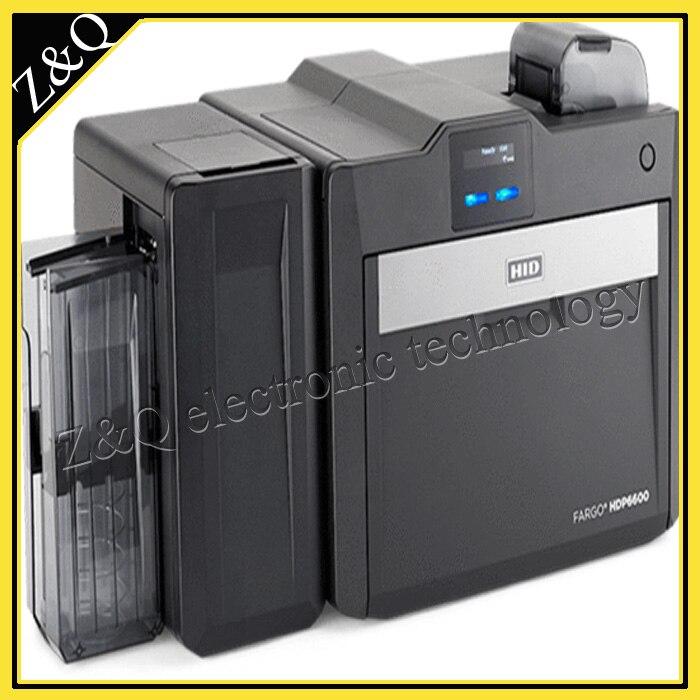 Fargo HDP6600 принтер ID карты-односторонний