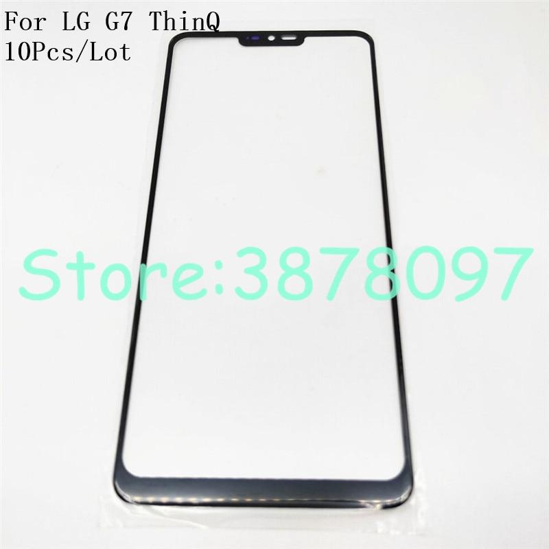 Nouvel écran tactile LCD pour LG G7 ThinQ G7 + G710 G710EM G710PM G710VMP G710ULM G710N, 10 pièces/lot