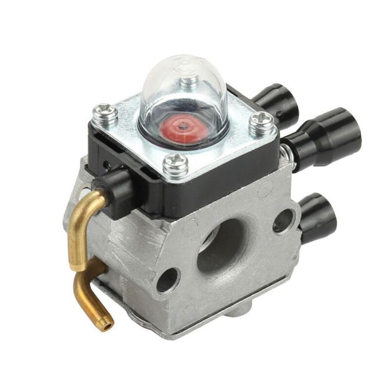 Nuevo 1 Juego de filtros de aire de carburador prácticos de alta calidad para Stihl BG72 BG75 HS80 FS85 FS80 ZAMA recortador de C1Q-S66