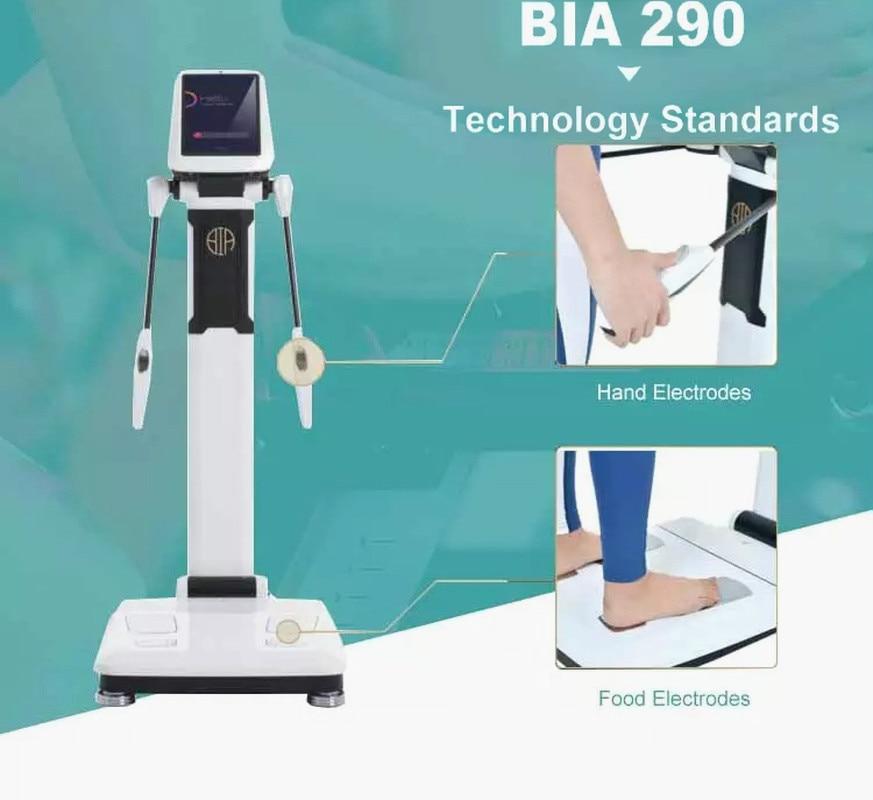 ميزان يدوي ، استخدام صالون ، صحة جسم الإنسان ، تحليل مكونات الجسم ، يقلل من الجسم
