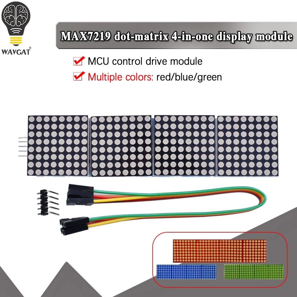 Модуль точечной матрицы MAX7219 для микро