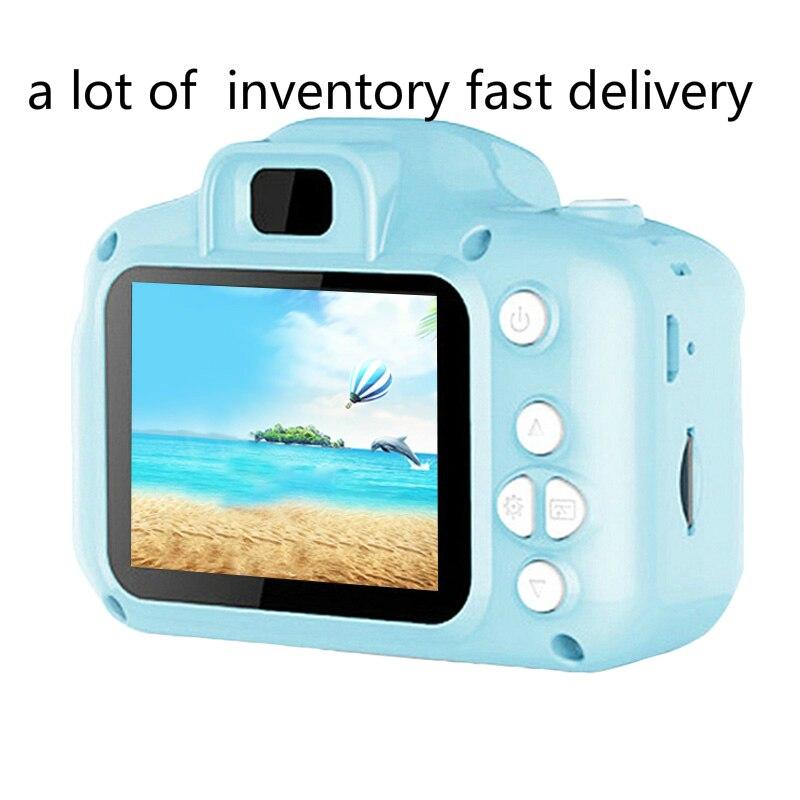 Neueste Hohe Qualität Kinder Digitale HD 1080P Video Kamera Spielzeug 2,0 Zoll Farbe Display Kinder Geburtstag Geschenk Kinder Spielzeug