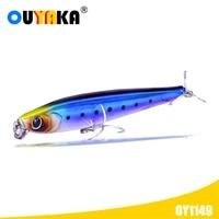 pencil fishing accessories lure 30g 105mm sinking carp baits pesca accesorios mar isca artificial equipment articulos leurre dur
