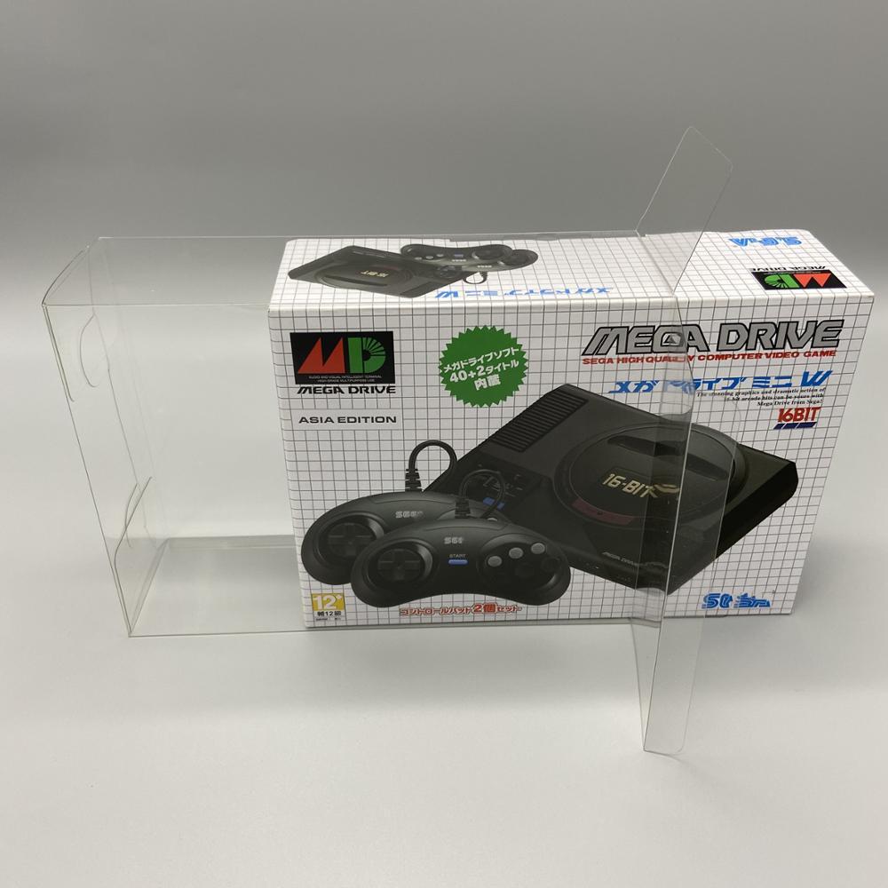 Caja de almacenamiento de protección de colección, adecuada para Sega MD Classic...