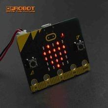 Mise à niveau du contrôleur micro bit V2, LED, Bluetooth, accélérateur, boussole, thermomètre pour enfants, éducatif et créatif