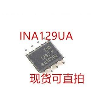 1pcs/lot INA129 INA129U INA129UA SOP8 In Stock