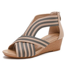 Women Sandals Female Shoes Casual Comfortable Sandals Female Sunmmer Plus Size Shoes Women Slides Fo