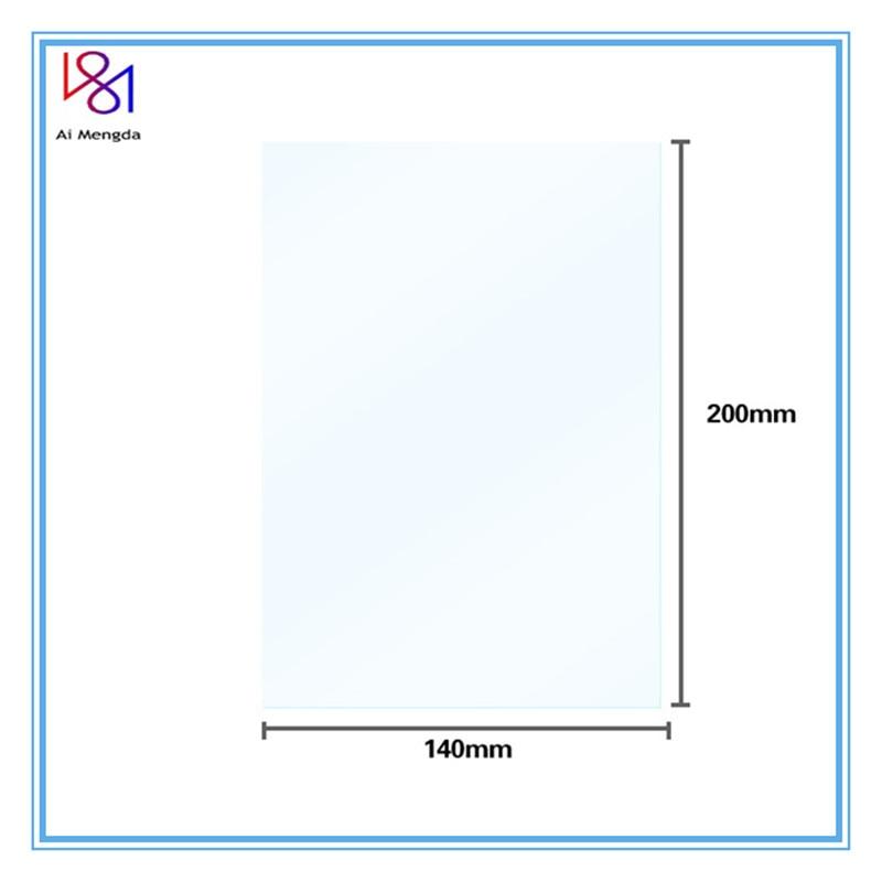 5pcs Anycubic Photon Fep Film Sheet 140x200mm X 0.1mm For Dlp Wanhao 3d Printer Parts  Fep Films Roll Elegoo