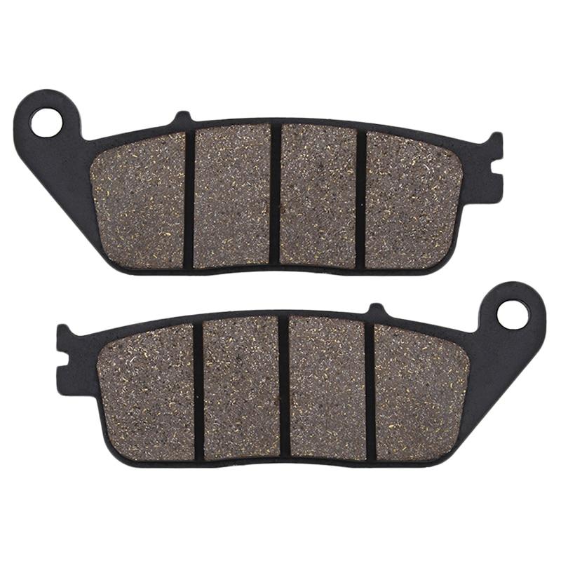 Motorcycle Front Brake Pads for HONDA NC 700 X NC700X Non ABS 12-14 VF 750 VF750 VF750C 93-03 VT 750 VT750C Shadow 97-15
