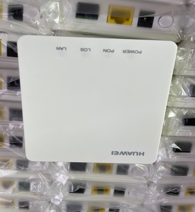 100% New Original Huawei Gpon ONU HG8310M ftth Fiber Optic HG8010H ont Router 1GE with power EPON No Box