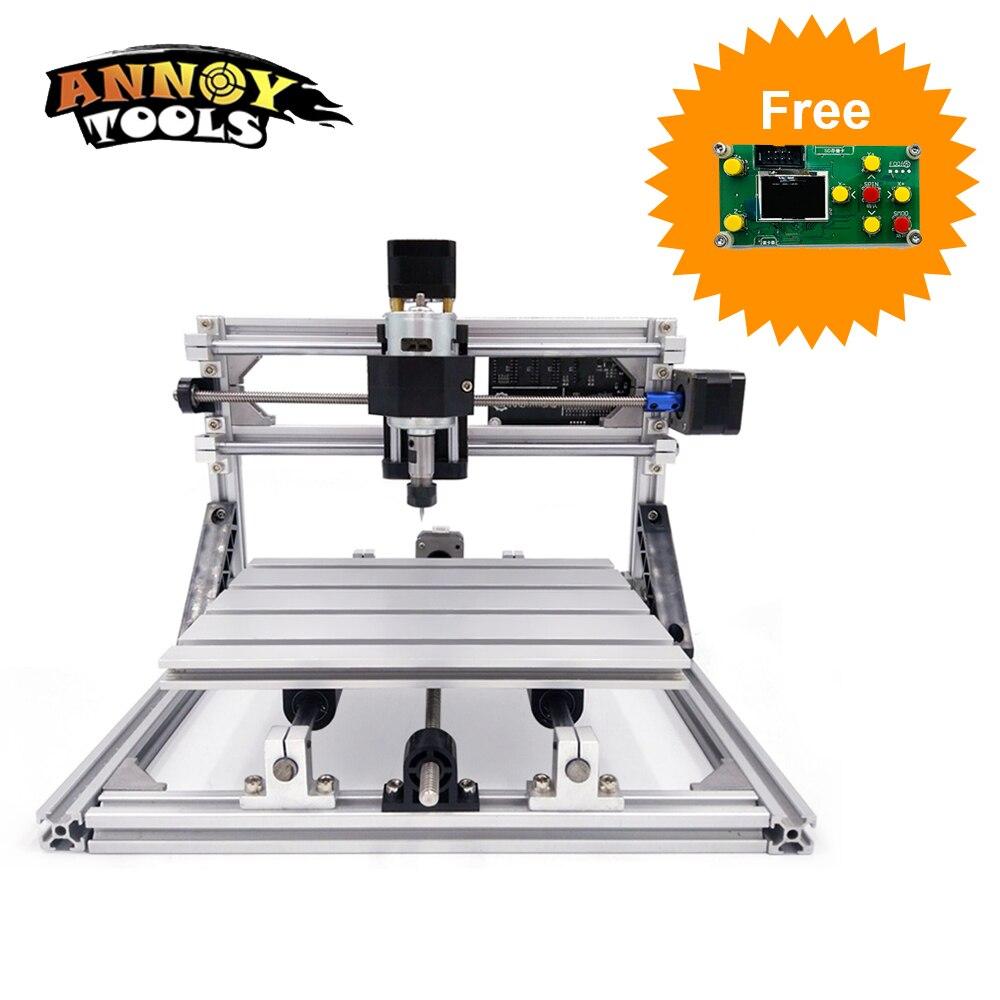 Cnc1610 grbl1.1 máquina de gravura 500 mw 5500 mw 15000 mw cortador a laser cnc fresadora, escultura em madeira, máquina de gravura do metal