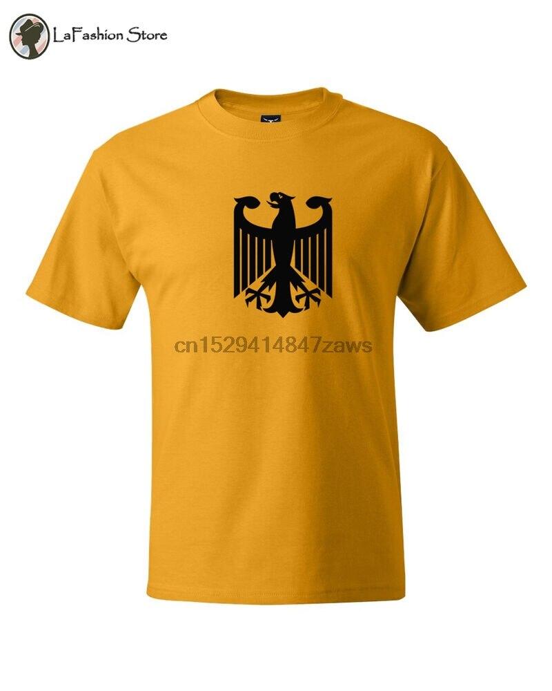 Escudo de Armas de Alemania símbolo del país camiseta
