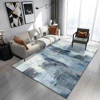 new modern 3d geometric wood floor carpet rug for living room non slip washable carpet for prayer commercial bathroom or crawl