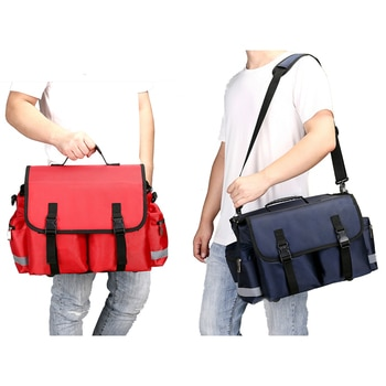 Empty First Aid Bag Cars Portable Medical Bag Outdoor Emergency Survival Kit For Camping Travel Bag Large Size Multi-pocket