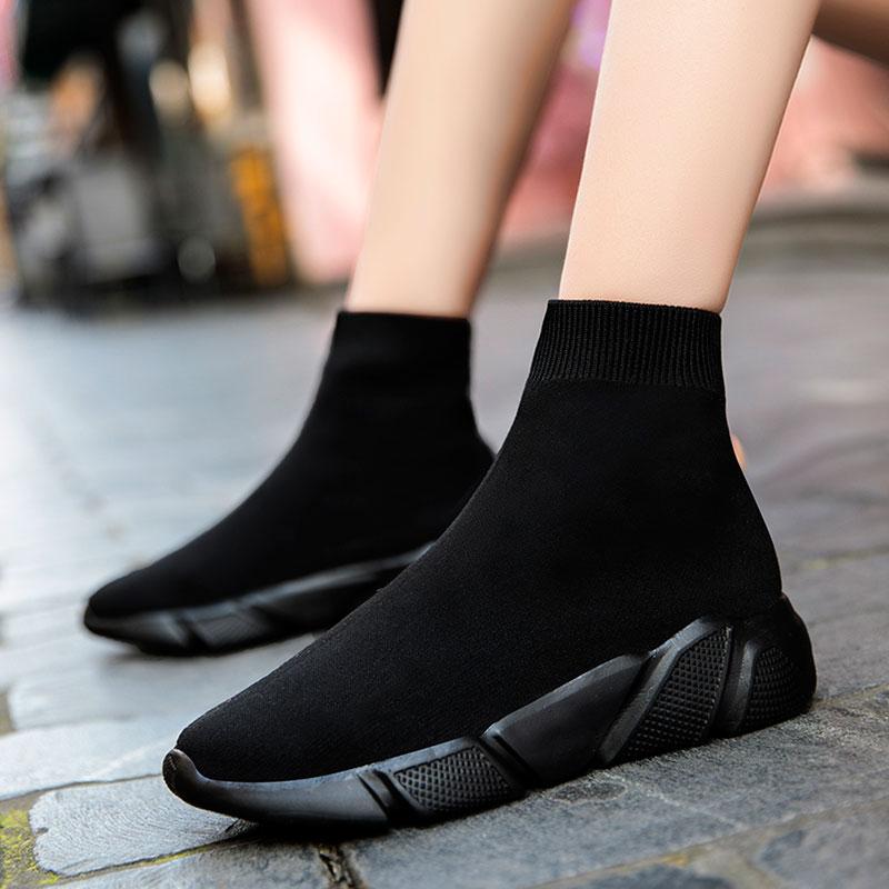 MWY-أحذية رياضية نسائية بشعار مخصص ، أحذية ناعمة غير رسمية للمشي ، بدون كعب ، مقاس كبير