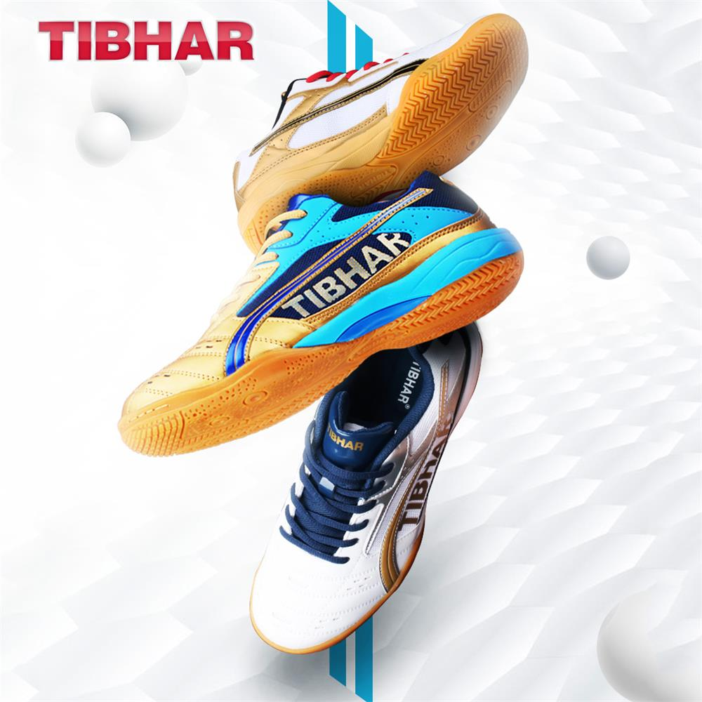 Tibhar Genuine Table Tennis Shoes Classics Style Men Women Sport Sneakers Tennis Shoes Ping Pong Sne