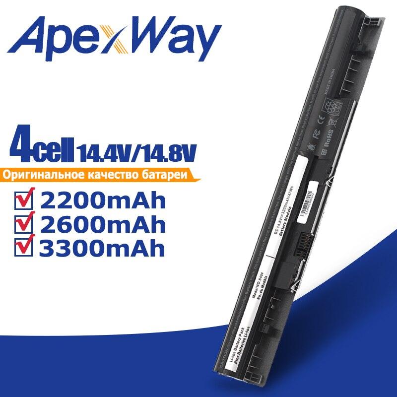 ApexWay الأسود بطارية لينوفو IdeaPad S300 S310 S400 S400u S405 S410 S415 4ICR17/65 L12S4L01 L12S4Z01