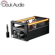 Douk Audio Mini pur classe A hybride Tube amplificateur casque USB DAC HiFi stéréo préampli Audio
