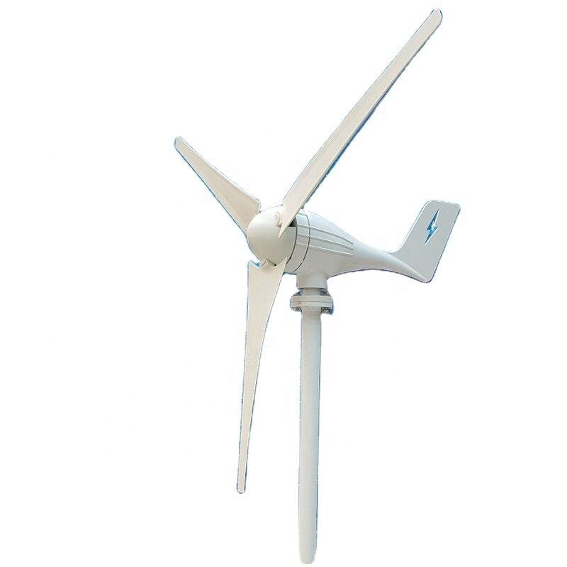3 شفرة تحكم الطاقة النظيفة توربينات الرياح القطب مولد الرياح 400 واط توربينات الرياح و لوحة طاقة شمسية التحكم العاكس