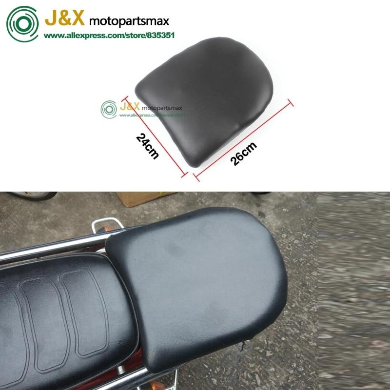 Unviersal cubierta del asiento de la motocicleta para CG125 CG150 GN200 GS125 GS150 EN125 EN150GN150 GN200 CBT125 XF125 XF150