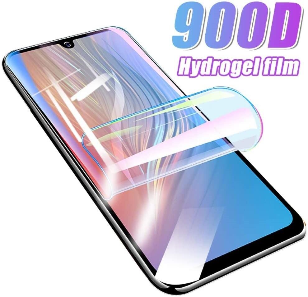 9H Hydrogel Film For Huawei Y5P Y6P Y6S Y8S Y8P Y9S Y5 Lite Screen Protector On Huawei Y5 Y6 Y9 Prime 2018 2019 Protective Glass