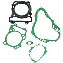For SUZUKI DRZ400 E S ES SM 2000-2013 Motorcycle Ignition Cover Gasket Motor Bike Engines Cylinder Gaskets kits