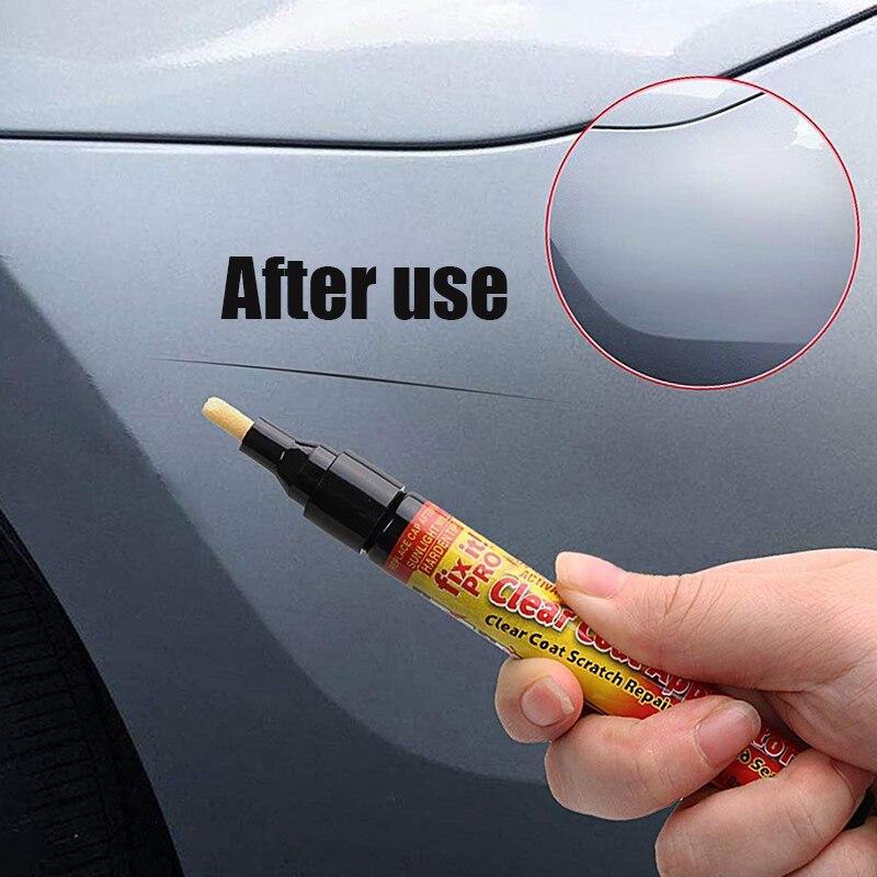Auto Paint Pen Clear Fix it Pro For Toyota Prius Levin Crown Avensis Previa FJ Cruiser Venza Sienna Alphard ZELAS Tundra