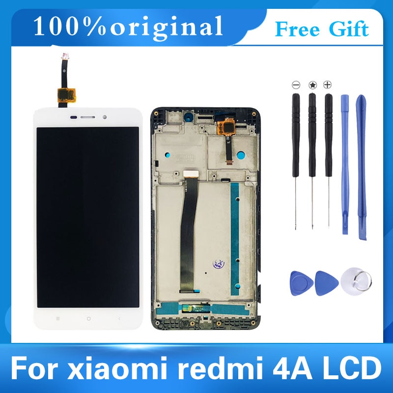 Display Module For Xiaomi Redmi 4A Display Touch Screen Assembly Digitizer For Xiaomi Redmi 4A LCD Display Original недорого